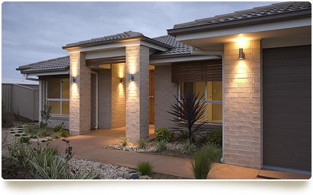 Entrance Designs by Elcon Boutique Homes Pty Ltd