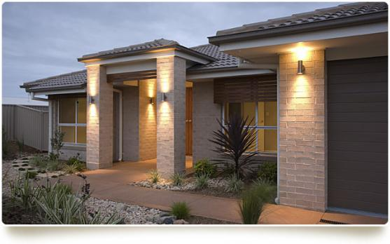 Entrance Designs by Elcon Boutique Homes Pty Ltd