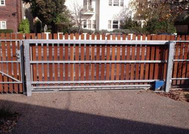 Timber Gates-
