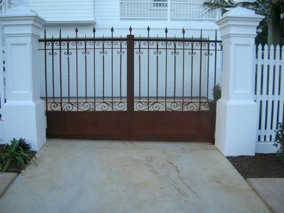 Entrance Designs by Zen Fine Ironwork