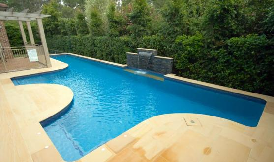 Lap Pool Designs by Crystal Pools