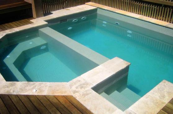 Spa Design Ideas by Hamill Pools