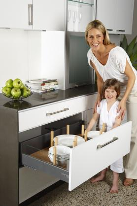 Kitchen Cabinet Design Ideas by Hettich Australia