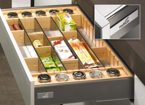 Kitchen Drawer Design Ideas by Hettich Australia