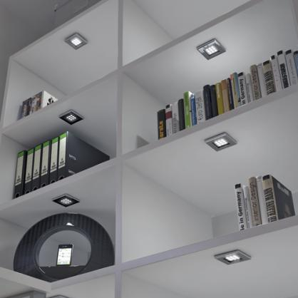 LED Light Ideas by Hettich Australia