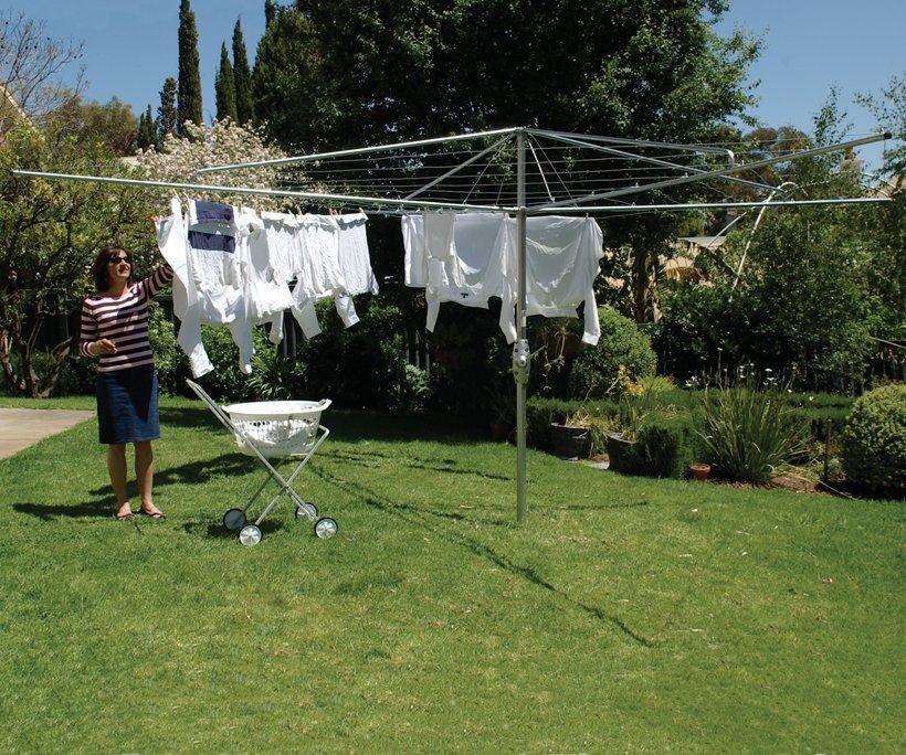 clothes line manufacturers lifestyle clotheslines. Black Bedroom Furniture Sets. Home Design Ideas