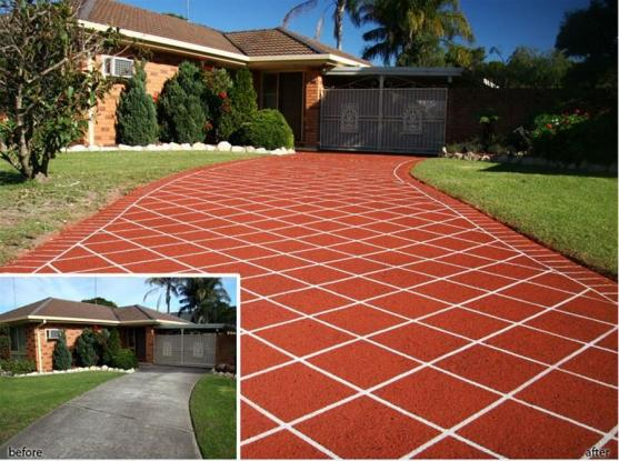 Paving Ideas by The Concrete Firm