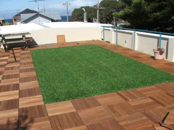Artificial Grass Ideas by Reefview Landscaping