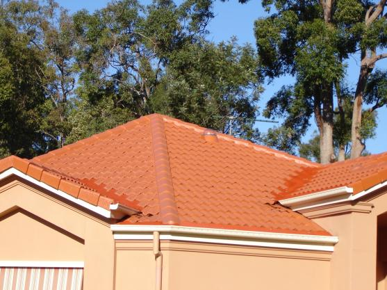 Roof Tile Designs  by Paul Newport Roof Restoration Specialist