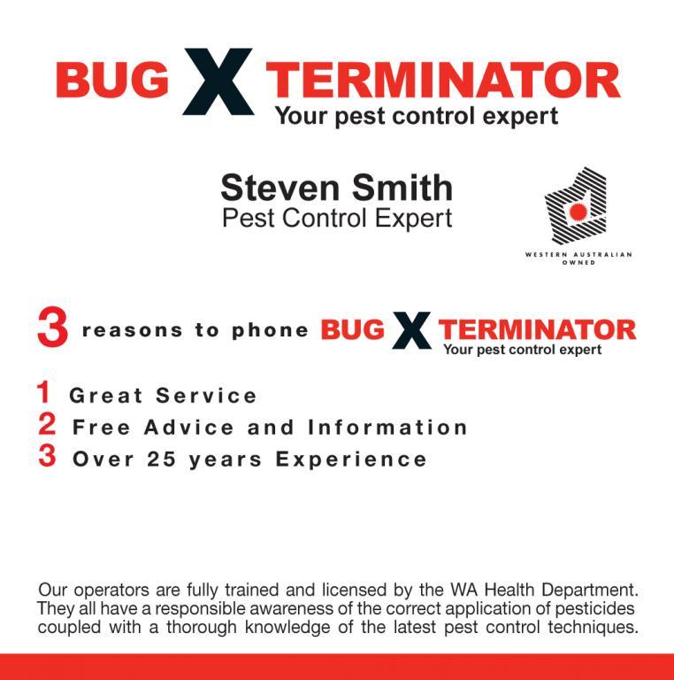 Pest Control Treatments That Suit You Perth Metro Area
