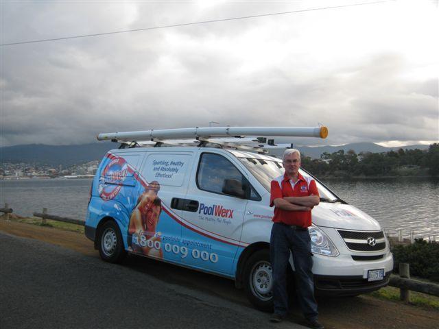 Swimming Pool Maintenance 50km From Hobart Including Bridgewater Kingston Sorell New