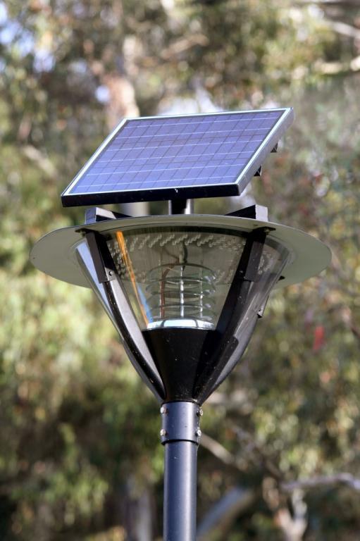 Solartechniq Solar Area Lighting Supply And Delivery