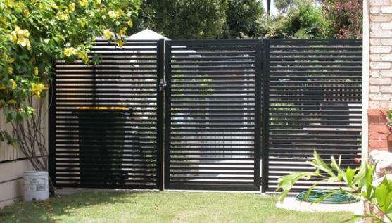 Fence Designs by Garmisch Fabrications Pty Ltd