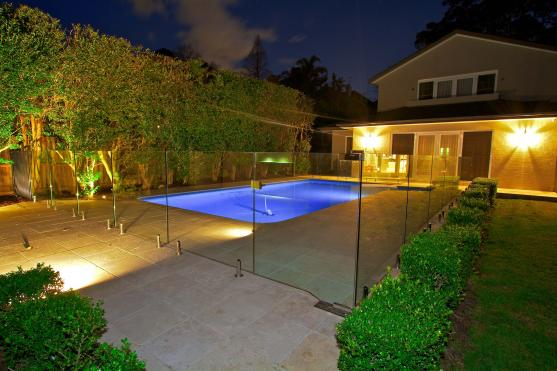 Pool Fencing Ideas by First Class Glass