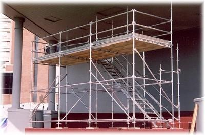 Scaffolding Specialist Services Pasadena Total