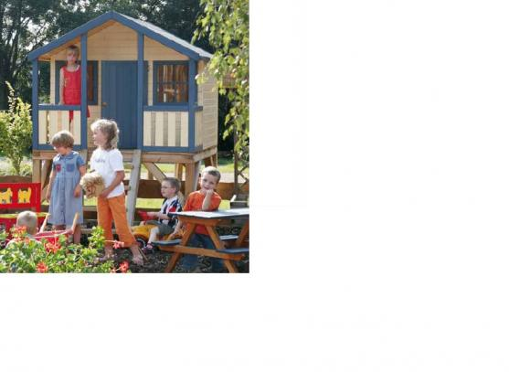 Tree House Designs by The Village Woodworks