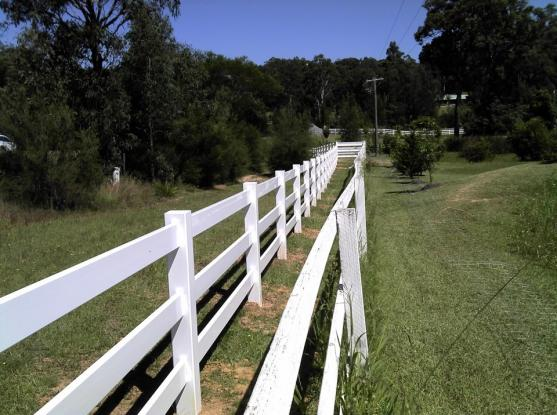 PVC Fencing Designs by Brand Fences, Pet and Produce