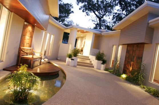 Entrance Designs by Jarrod Holst Building & Design