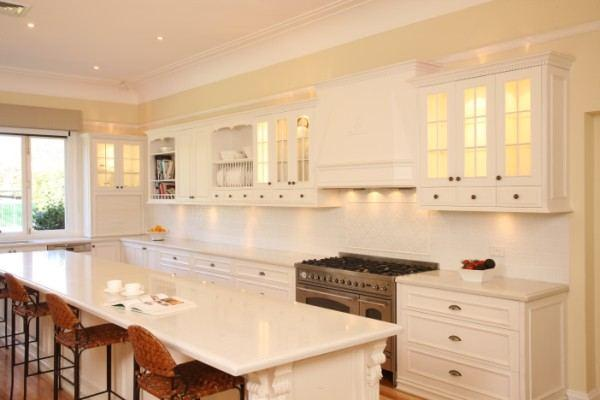 French Provincial Kitchen - Galleries - Harrington