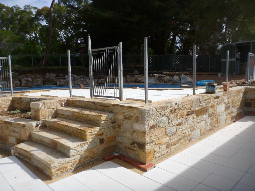 Adelaide hills landscaping garden design mt barker for Landscaping services adelaide