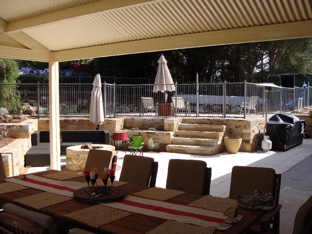 Outdoor living inspiration adelaide hills landscaping for Landscape design adelaide hills