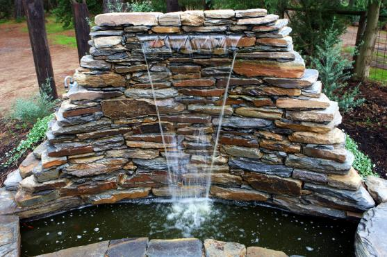 Water Feature Ideas by Quiet Earth Landscapes
