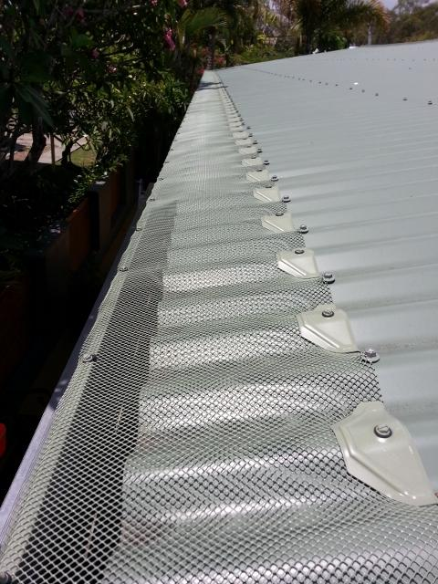 Gutter Knight Gutter Guard Installations Brisbane