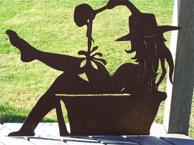 Garden Art Inspiration Purple Hayze Gates And Metal Art