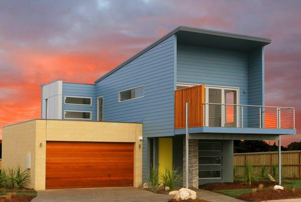 Swell Choosing An Exterior Colour Scheme Largest Home Design Picture Inspirations Pitcheantrous