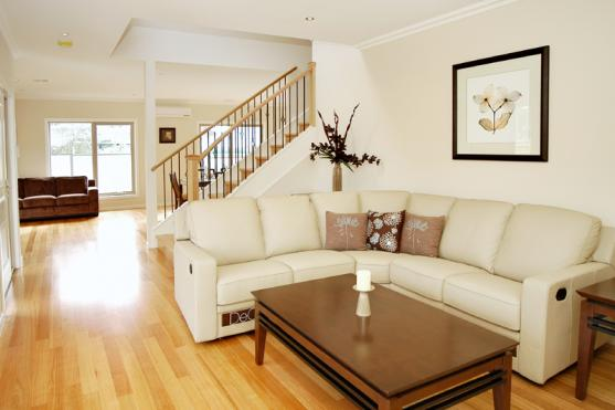 Timber Flooring Ideas by ANJ Constructions