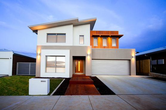 House Exterior Design by Abode Constructions & Developments Pty Ltd