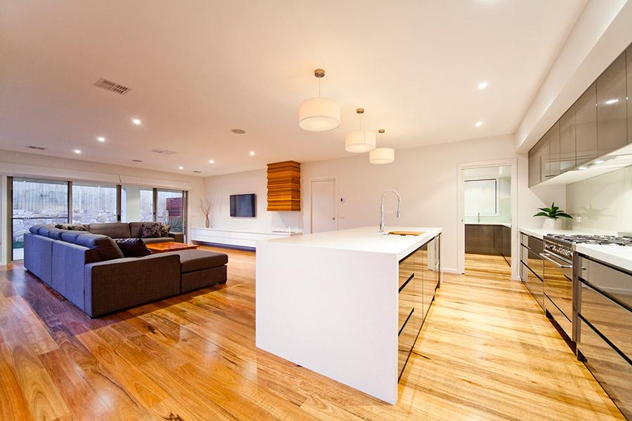 Timber Flooring Ideas by Abode Constructions & Developments Pty Ltd