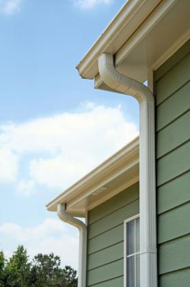 Guttering Ideas by Apex Cladding