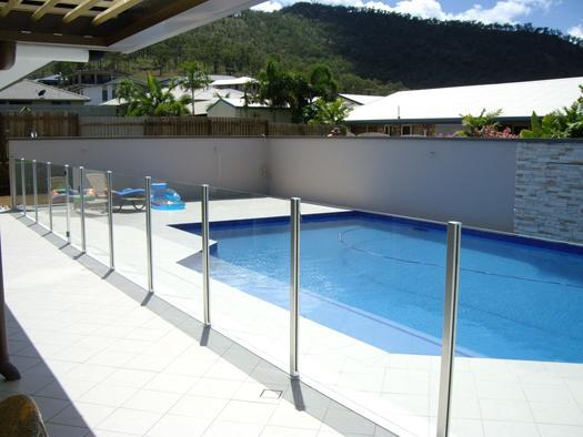 Pool Fencing Inspiration Pool Glass Fencing Australia