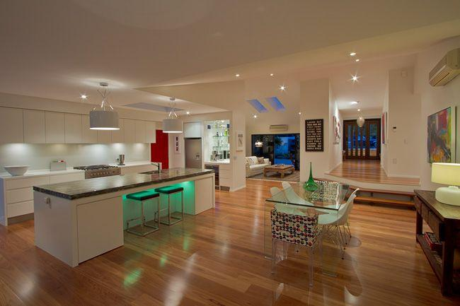 Timber Flooring Ideas by Cooloola Building Company