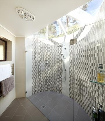Frameless Shower Screen Designs by Harvey Norman Renovations