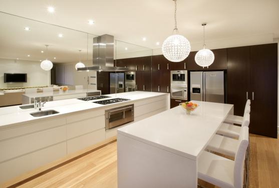 Kitchen Benchtop Ideas by Harvey Norman Renovations