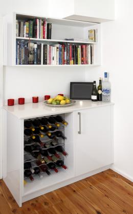 Wine Rack Ideas by Harvey Norman Renovations