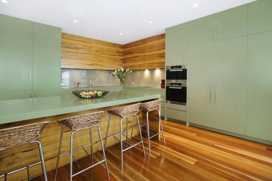Timber Flooring Ideas by Harbour City Homes