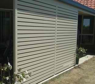 Privacy Screen Ideas by Aluminium Fencing And Privacy Solutions