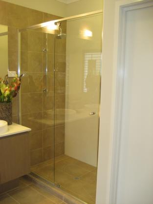 Frameless Shower Screen Designs by MKD Glass