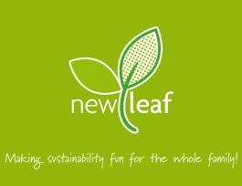 Image result for new leaf nursery logo
