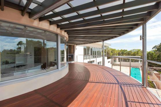 Elevated Decking Ideas by Denis Poor Building Services