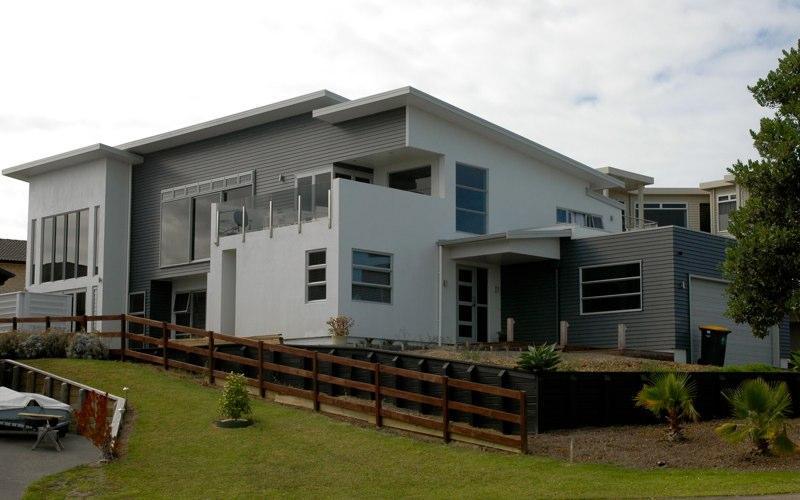 Crosslands New House