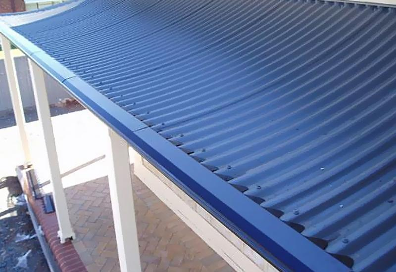Corrugated Roof 1
