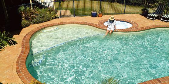 Swimming Pool Designs by Pave Designs