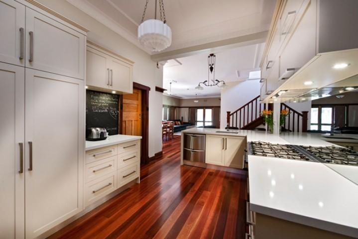 Timber Flooring Ideas by Summit Home Improvements
