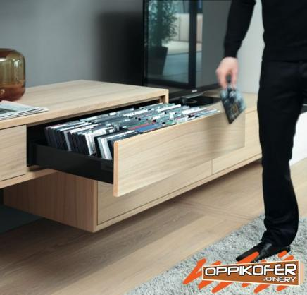 Entertainment Unit Design Ideas by OPPIKOFER JOINERY: Swiss Quality, Made Locally: HIA & MBA Award Winners