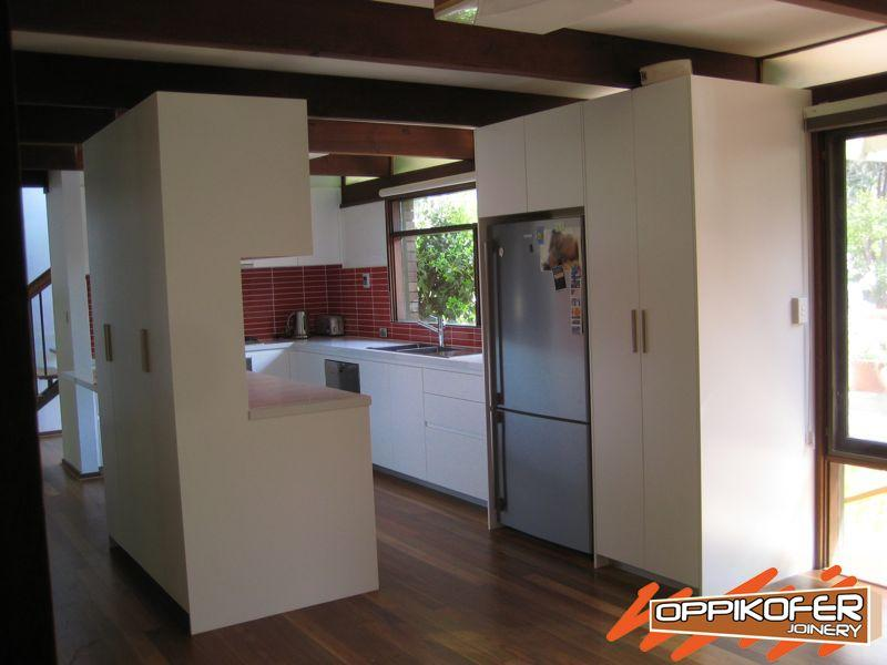 Oppikofer joinery canberra leading kitchen manufacturer for Kitchen manufacturers sydney