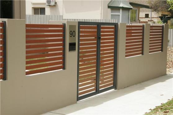 fence designs by alfresco haven - Fence Design Ideas